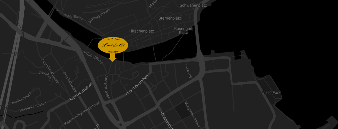 L'art du thé - Burgerstrasse 1, 6003 Luzern