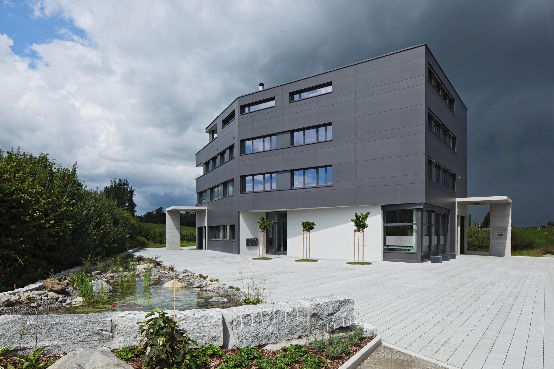 Tee Produktionsanlage in Ballwil, Luzern