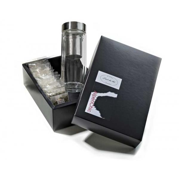 AlpenChic Kollektion Geschenk mit Teatumbler