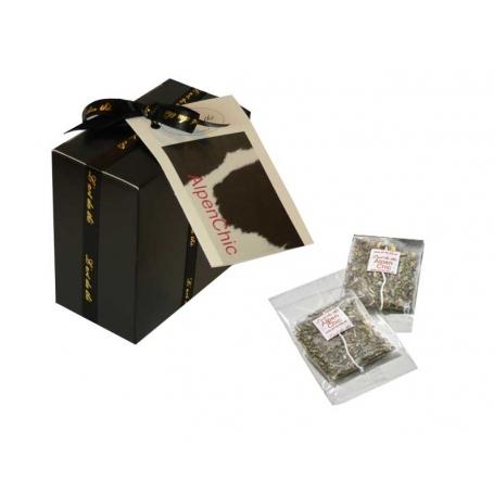 Geschenkkarton mit 10 Stück Sachets Crystal
