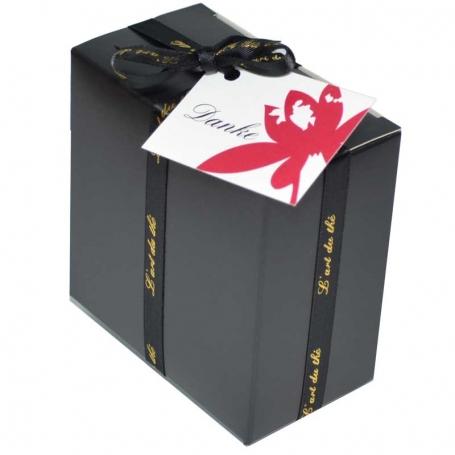 """Geschenkpackung Sachets Crystal """"Danke"""""""